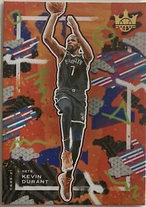 KEVIN DURANT (NETS) 2020-21 PANINI COURT KINGS