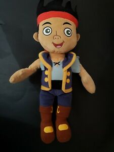 DISNEY Jake And The Neverland Pirates Soft Toy 30cm