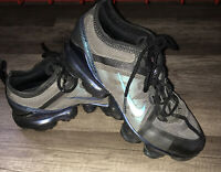 Nike Air VaporMax 2019 Throwback Future Iridescent Youth size 5.5