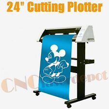 "Redsail 24"" Vinyl Cutting Plotter Sign Sticker Cutter With USB Port Artcut 2009"
