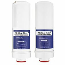 EOS Lydia Water Ionizer Replacement Filter Set 1st + 2nd(IFE-0020) for Genesis