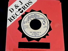 SILHOUETTES~ WHAT WOULD YOU DO~ NEAR MINT~ I SOLD MY HEART TO THE ~ DOO WOP 45