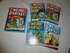 WEIRD FANTASY  COFFRET COLLECTOR 4T TBE RUSS COCHRAN PUBLISHER. EC COMIC