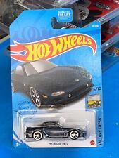 Hot Wheels Super Treasure Hunt '95 Mazda RX-7 2021 STH TH with Protective MINT