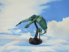 Star Trek Romando Klingon Bird Of Prey Spaceship Display Model S376