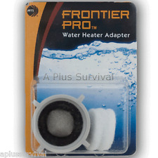 Water Heater Adapter for your Frontier Pro Filter