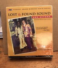Lost & Found Sound and Beyond by Kitchen Sisters Staff (2004, CD, Unabridged)