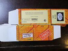 BOITE VIDE NOREV  CITROEN 2CV 6 1979  EMPTY BOX CAJA VACCIA