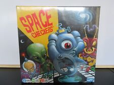New Space Checkers Family Board Game By Wiggles 3d-Age 6+