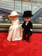 Madame Alexander Dolls , Mcdonalds Memories of a Lifetime Bride+Groom