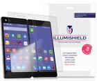 3x iLLumiShield Screen Protector Anti-Bubble for ZTE Axon M