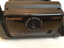 Polaroid Vision Instant Auto Focus SLR camera  f12/107mm with case
