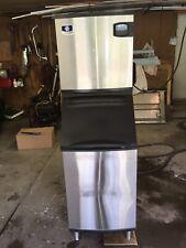 Manitowoc Indigo 500lbs ice machine.
