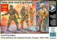 Master Box 3574 1:35 SCREAMING EAGLES, 101ST AIRBORNE (AIR ASSAULT) DIVISION