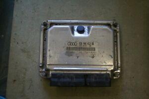 038906012BB 0281010123 Audi Engine ECU