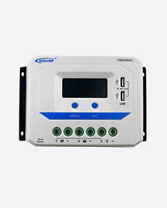 EPEVER® VS6048AU PWM Laderegler ViewStar 60A Systemspannung 12/24/36/48V