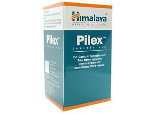 Himalaya PILEX 100/200/300/400 Tab. Hämorrhoiden-Behandlung Hemorrhostop