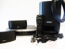 Bose AV3-2-1 III Media Center & PS3-2-1 III Subwoofer w/Speakers,Remote Complet3