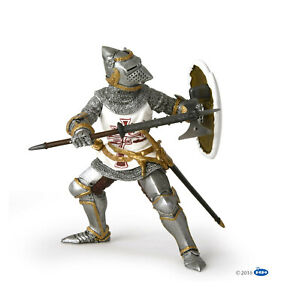 PAPO 39947 Germanic Knight toy Teutonic Knight figure Knights Medieval castle