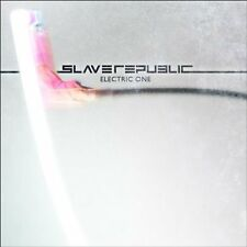 SLAVE REPUBLIC Electric One CD 2010