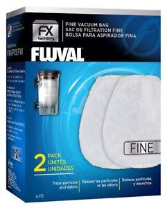 Fluval Fine Vacuum Bag Fluval FX Gravel Cleaner A372