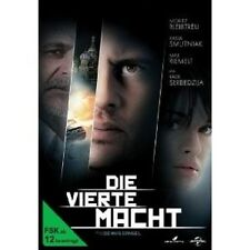DIE VIERTE MACHT  DVD MIT MORITZ BLEIBTREU NEU