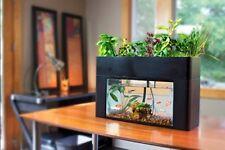 Aquaponic Garden System Starter Kit Hydroponic Aquarium Growing Sprout Fish