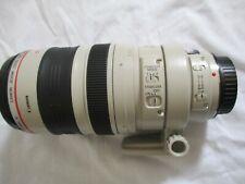 Canon Ultrasonic Zoom Lens 100-400mm IS
