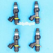 4x Fuel Injectors For Nissan Cube NV200 Sentra Versa 1.8 2.0L FBY2850 16600EN200