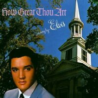 Elvis Presley - How Great Thou Art [CD]