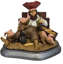 Disney Parks Pirates of the Caribbean Figure 50th Anniversary - New