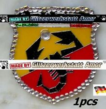 1 PC DA AUTO CAR VOLANTE emblema logo distintivo > pezzo unico by amor * Crazy - 018