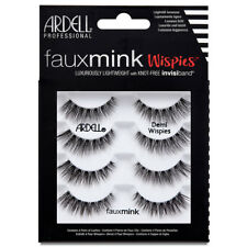 Ardell Faux Mink Lashes Black Multipack (4 Pairs) - Demi Wispies