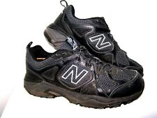 New Balance Mens 481 V3  Low Top Lace Up Trail Running, Black/Grey, Size 12 4E