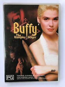 Buffy The Vampire Slayer (1992, Region 4 DVD, Kristy Swanson, Luke Perry)