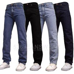 Tough Jeans Regular Fit Straight Leg Work Wear Heavy Duty Denim Jeans, BNWT