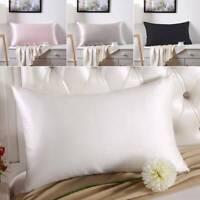 100% Pure Silk Anti-age Silk Pillowcases For Hair Facial Both Side 19 Momme Silk
