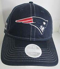 Patriots New England Hat Woman's Med  Men Sm NFL New Era