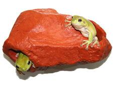 Magnaturals small Mojave hideaway ledge cave snake frog gecko lizard Tank