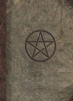 Hardcover Pentagram Book of Shadows, Journal!