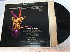Barbra Streisand Funny Girl Movie Sound Track Record Vinyl Very Good
