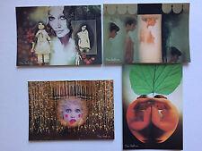 Lot  4  Cartes Postales   SAM  HASKINS   Postcards  Femme  Woman