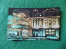 Postcard Merseyside: Liverpool Playhouse theatre tint City