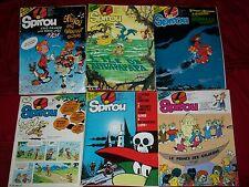 Magazines SPIROU des années 1970 1981 1983 1984 - à la pièce , au choix