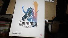 Guide Français Final Fantasy XII - 12 - Edition Limitée -  quasi Neuf