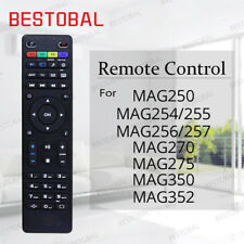 Latest Thin Replacement Remote Control for MAG250 MAG254 Linux IPTV Set Top Box