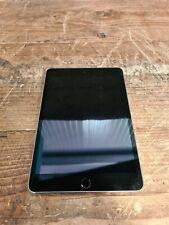 Apple iPad Mini 4 128GB Silver A1538 Spares or Repairs 321171