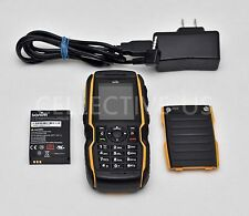 Used Sonim XP5560 Bolt Unlocked At&t GSM Waterproof Military Ultra Rugged Phone