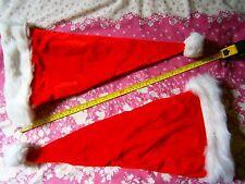 Santa Hats  Long and Floppy