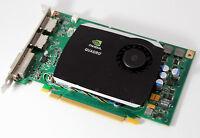 Nvidia Quadro FX 580 Dual DisplayPort DVI 512MB PCI-e OK in Apple Mac pro 5,1 OK